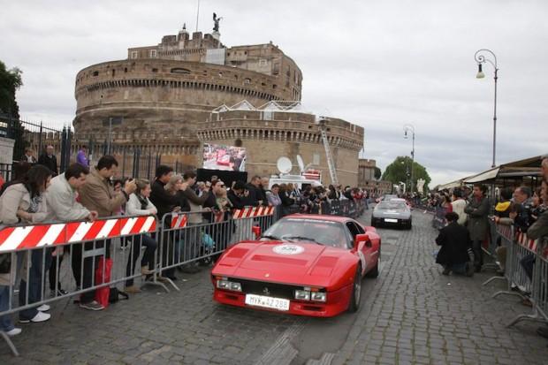 1985 Ferrari 288 GTO - Mille Miglia