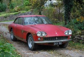 Barn Find 1965 Ferrari 330 GT 2+2 Coupe