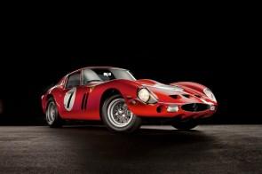 Ferrari 330 GTO Jim Jaeger serial number 3765