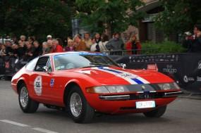 1971 Ferrari 365 GTB4 - Mille Miglia