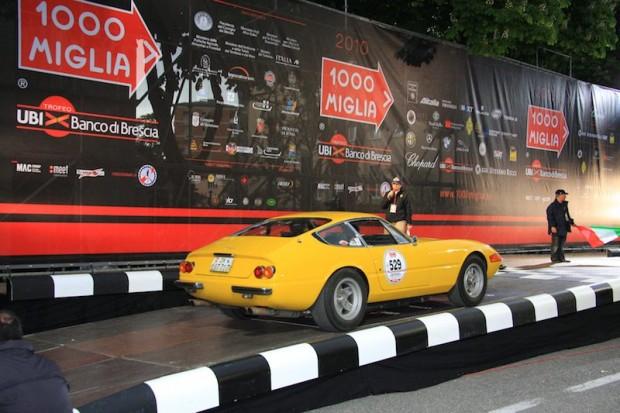 1973 Ferrari 365 GTB4 - Heinz Wehrli and Elsa Hotz