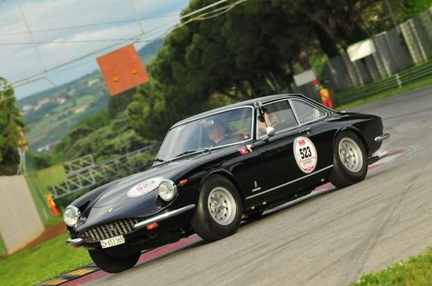1968 Ferrari 365 GTC - Roland and Werner von Ballmoos