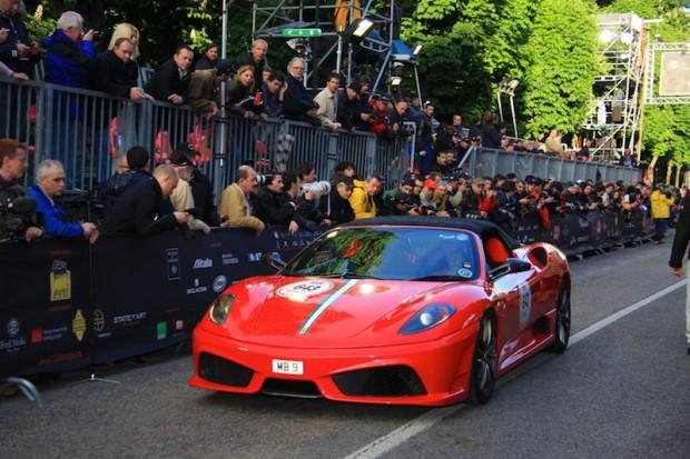 2009 Ferrari 430 Scuderia Spider 16M - Marcus Becker and Catherine Spiers