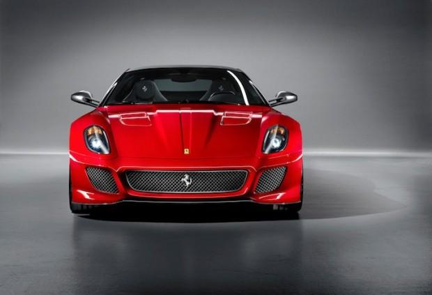 Ferrari 599 GTO Front