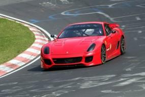 Ferrari 599XX at Nurburgring