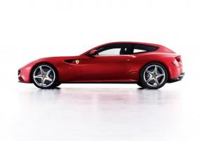 Ferrari FF Side Photo
