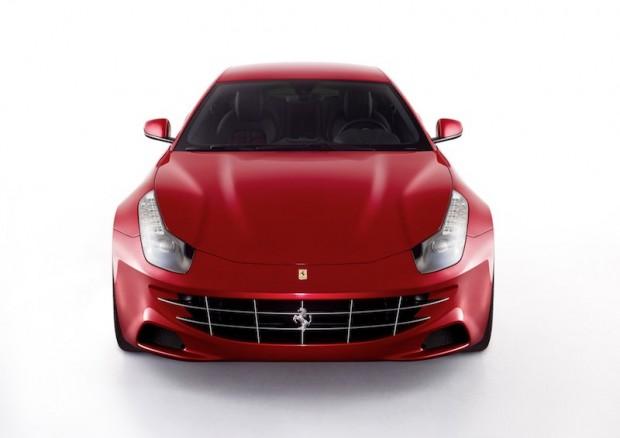 Ferrari FF Front Photo