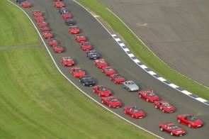 Ferrari Parade Guinness Record Attempt, 2007