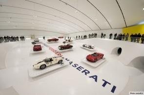 Ferrari and Maserati Exhibition at Museo Casa Enzo Ferrari