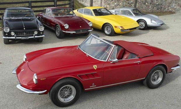 Ferraris Offered at Bonhams Scottsdale