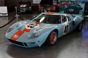 world record Ford GT40 P-1074