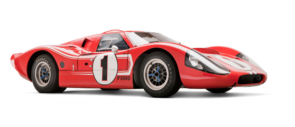 Le Mans Ford GT40 Mark IV to be Preserved by All-American ...