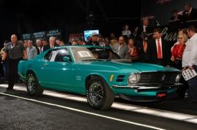Ford Mustang 429 at Barrett-Jackson Auction