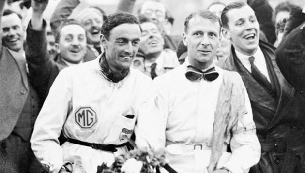 Freddie March won 1931 Double Twelve race at Brooklands