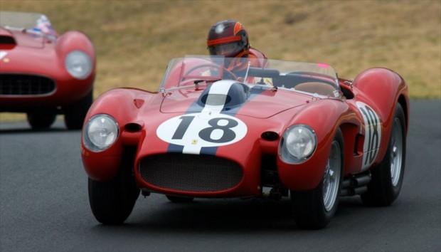 Ferrari 250 Testa Rossa 0666 TR