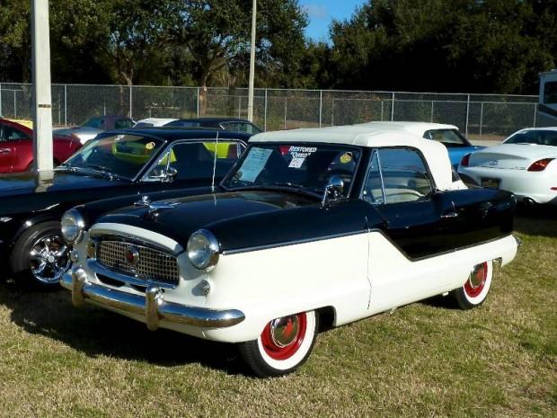 1960 Nash Metropolitan Convertible