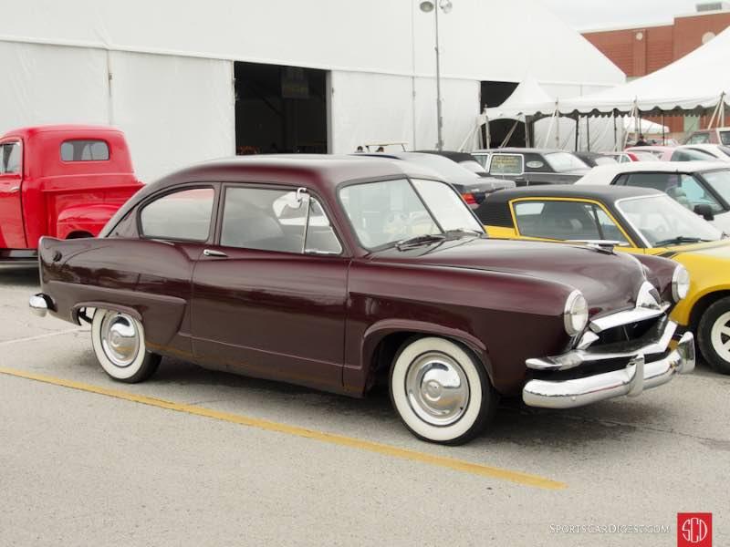 1953 Henry J Corsair Deluxe 2-Dr. Sedan
