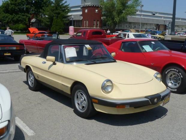 1984 Alfa Romeo 2000 Spider