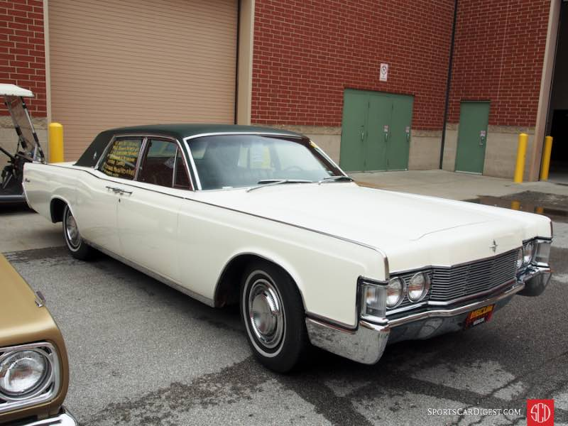 1968 Lincoln Continental 4-Dr. Hardtop