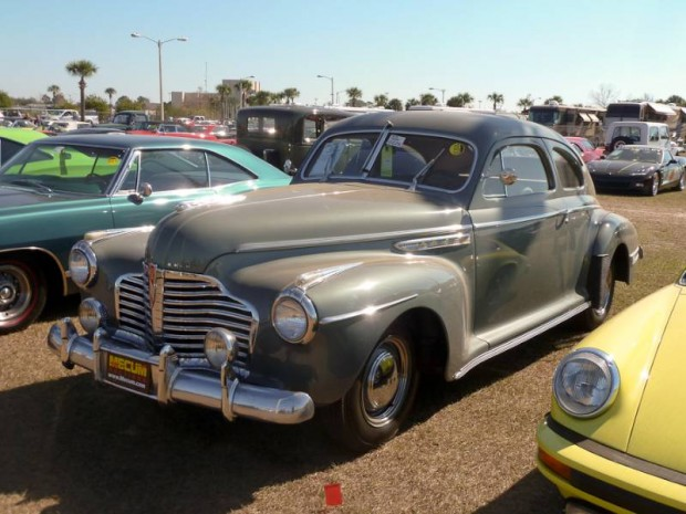1941 Buick Special Business Coupe