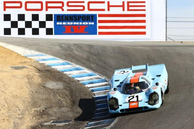 1969 Porsche 917K Gulf team car