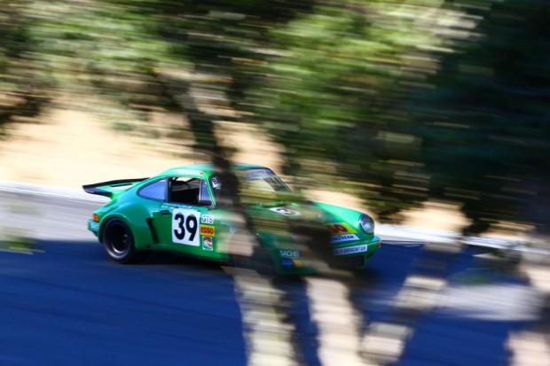 1974 Porsche 911 3.0 RSR Laguna Seca