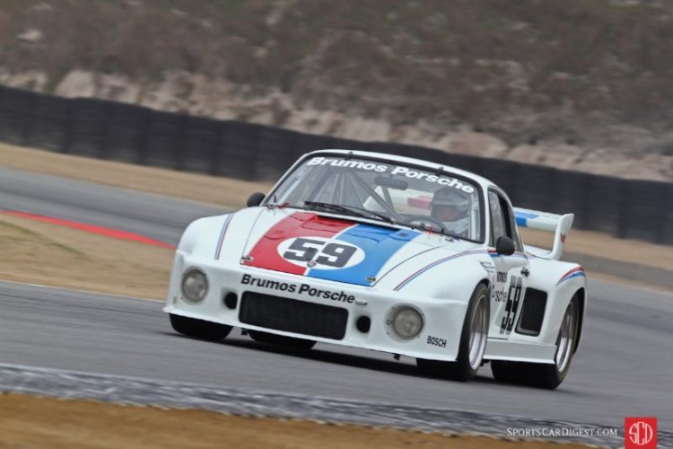 Group 4 Carrera Trophy - 59 1977 Brumos Porsche 935 driven by Bruce Leven -