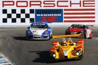 Group 5 Stuttgart Cup - 5 2006 Penske Porsche RS Spyder driven by Christian Zugel