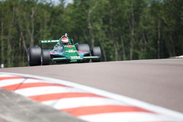 GP Masters, Lotus 80