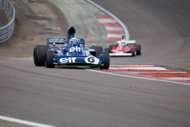 GP Masters, Tyrrell 006
