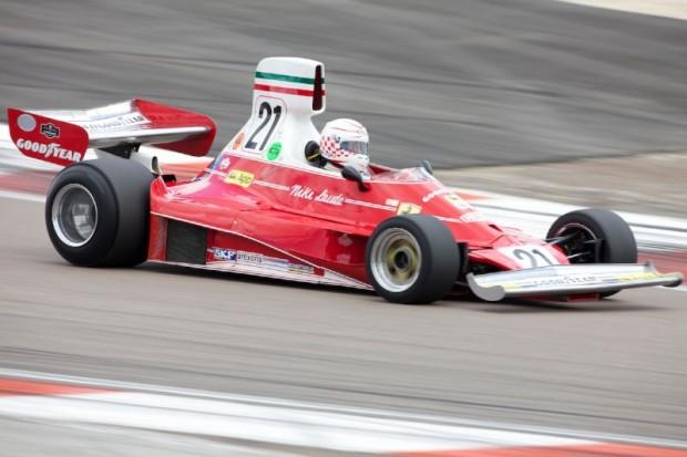 GP Masters, Ferrari 312T