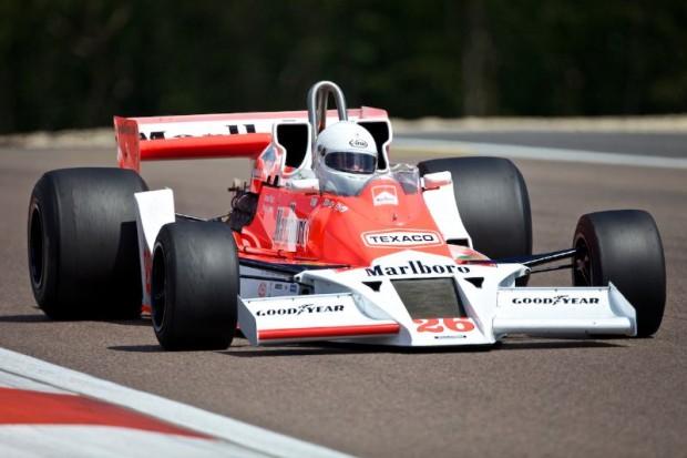 GP Masters, McLaren M26