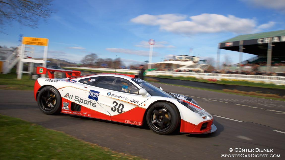 #30 McLaren F1 GTR