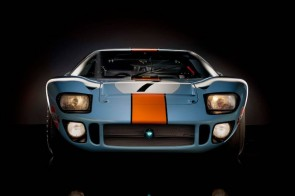 Ford GT40 chassis number 1075 won Le Mans in 1968 and 1969