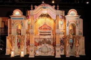 Gaudin 125-Key Dance Organ
