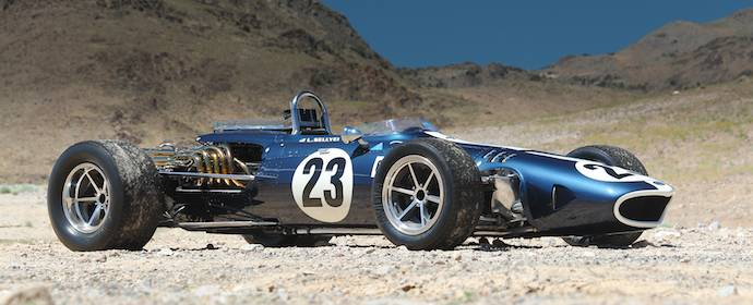 AAR Gurney-Weslake Eagle at Gooding Pebble Beach 2013
