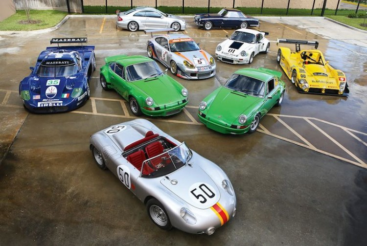 Gooding Pebble Beach 2015 Race Car Collection (photo: Mathieu Heurtault)
