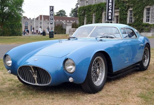 Maserati A6GCS/53 Berlinetta