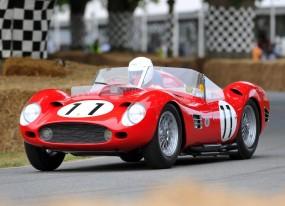 Ferrari 250 TR59/60, Le Mans Winner