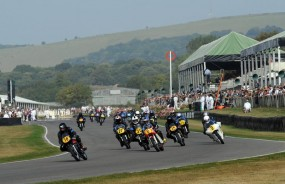 Wayne Gardner was unstoppable atop the Matchless G50