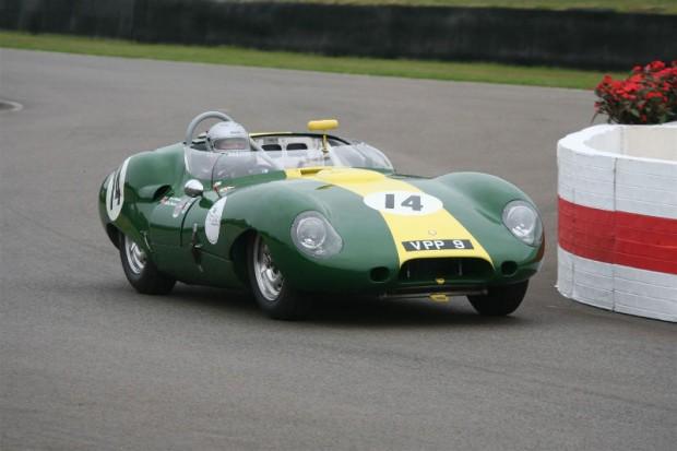 Bronson/Wenman Lister-Jaguar 'Costin'; photo credit: Peter Brown