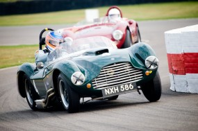 Madgwick Cup Trophy at Goodwood Revival 2009