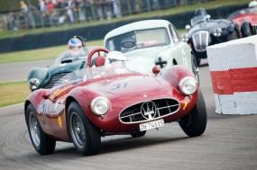 Maserati A6GCS of Conrad Ulrich