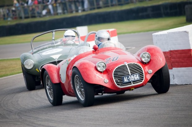 Varied bodies on the Maserati A6GCS of Joseph Koster and Carlo Vogele
