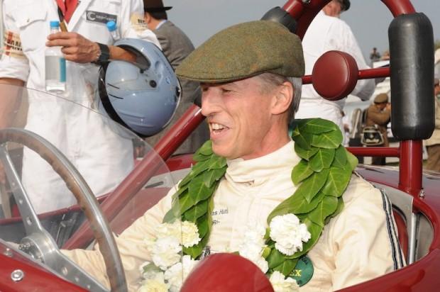 Madgwick Cup Race Winner Lukas Huni
