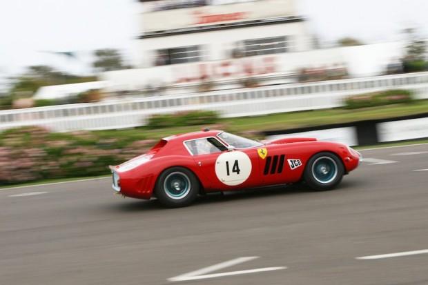 Gounon/Hardman Ferrari 250 GTO/64