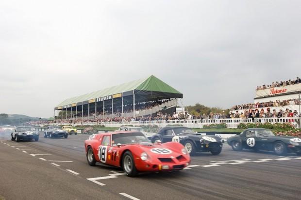 Ferrari 250 GT SWB 'Breadvan', AC Cobra and Jaguar E-type Lightweight