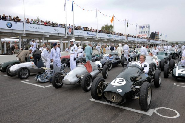Stirling Moss Tribute
