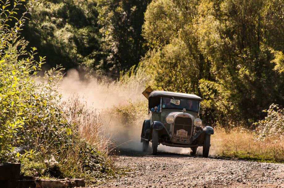 1928 Ford Model A of Chris Evans and Mark Seymour