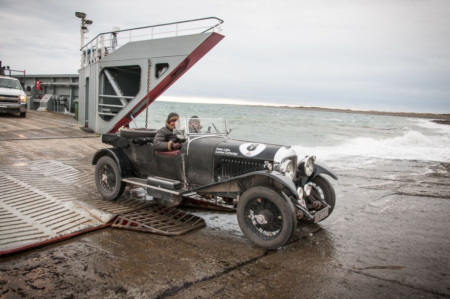 1930 Bentley 4.5 Litre of Peter Little and Sarah Louise Cartledge